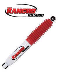 Shock Absorbers - Rancho RS5000