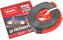 Winch Extension Straps Rec Gear